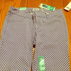 Old Navy Pixie regular ankle length pants 12 new